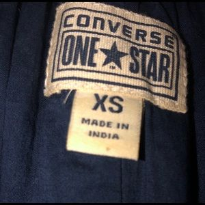 Converse Dresses - Converse One *Star Tie Dye Cotton Dress